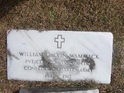 "William Calvin ""Cal"" Wammack"