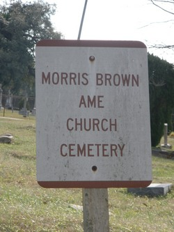 Morris Brown A.M.E. Church Cemetery