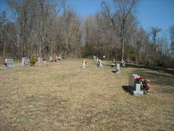 Alexander Baptist Church Cemetery