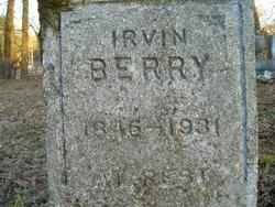 Irvin Berry