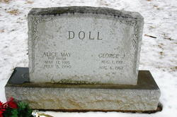 Alice May <I>Boyer</I> Doll