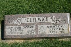 Mary Louise <I>Campbell</I> Southwick
