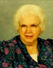 Margie <I>Wynn</I> O'Sheal