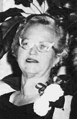 Nora Helen <I>Gibbs</I> Baum