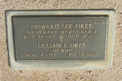 Howard Lee Fikes