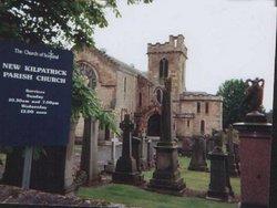 New Kilpatrick Parish Churchyard