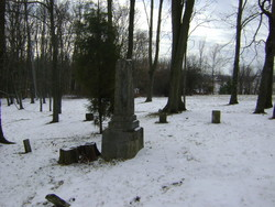 William Bruce Family Cemetery
