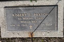 Robert G. Paxton