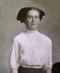 Maude Frances <I>Green</I> Hedges