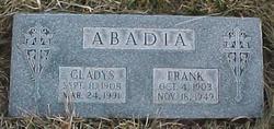 Gladys <I>Johnstone</I> Abadia