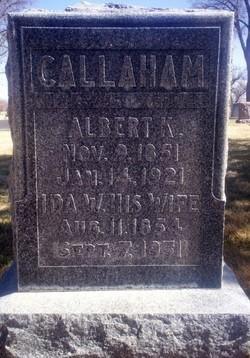 Albert Knox Callaham