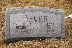 Edna <I>Hann</I> Apgar