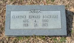 Clarence Edward Boatright