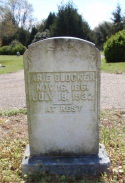 Arie Blocker