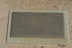 """Kenyon """"Ken"""" Daffern"""