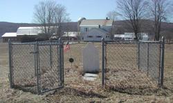 Joseph Wait Gravesite