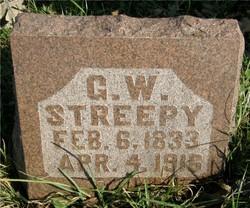 George Washinton Streepy