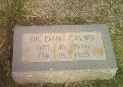 """Dr Daniel Webster """"Dan"""" Crews"""
