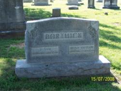 Buna Priscilla <I>Outlaw</I> Borthick