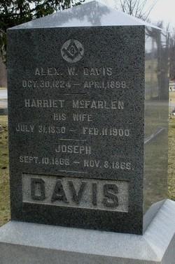 Alexander W Davis