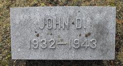 John D Bray