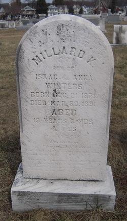 Millard K Winters
