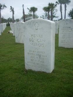 Henry Duncan Marois