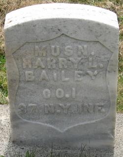 Harry L Bailey