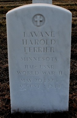 Lavane Harold Ferrier
