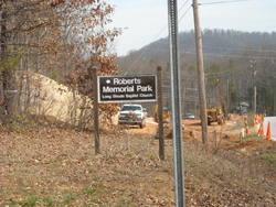 Roberts Memorial Park