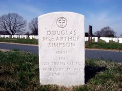 Douglas Macarthur Simpson