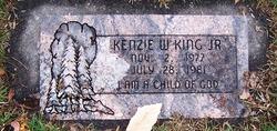 Kenzie W. King, Jr
