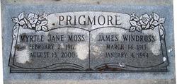James Windross Prigmore