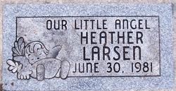 Heather Larsen