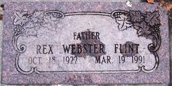 Rex Webster Flint