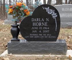 Darla Nanette <I>Layton</I> Horne