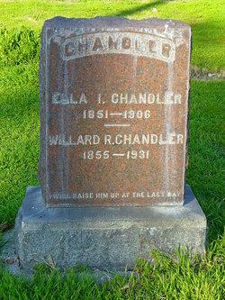 Rev Willard R. Chandler