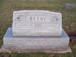 George Washington Beebe