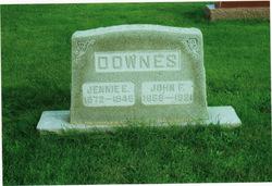 Jennie Elizabeth <I>Day</I> Downes