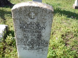 Eugene T. Robinson