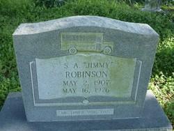 "S. A. ""Jimmy"" Robinson"