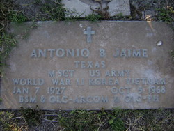Antonio B. Jaime