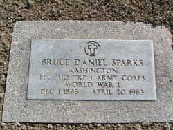 Bruce Daniel Sparks