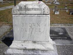 Eula <I>Brown</I> Duffee