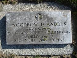 Woodrow D. Andrus