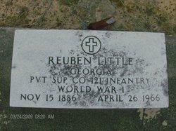 Reuben Little
