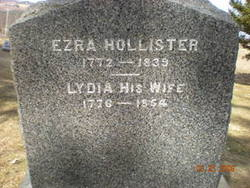 Lydia <I>Sears</I> Hollister