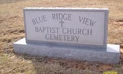 Blue Ridge View Baptist Church Cemetery