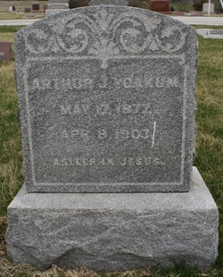 Arthur James Yoakum