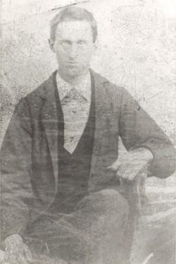 Elias William Grady Hayes